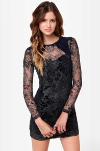 Somedays Lovin' Dark Eyes Lace Dress