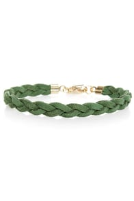Made to Braid Bracelet at Lulus.com!
