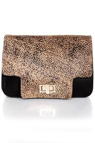Cat Scratch Fever Leopard Handbag at Lulus.com!