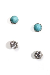 Out of Antiquity Earring Set at Lulus.com!