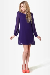 LULUS Exclusive Dream Weaver Purple Dress at Lulus.com!