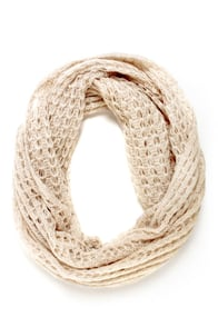 Ring Around the Cozy Infinity Scarf at Lulus.com!