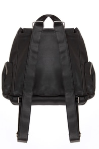 Volcom Model Muse Black Convertible Bag at Lulus.com!