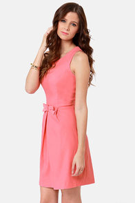 Hot Off the Precious Pink Dress at Lulus.com!