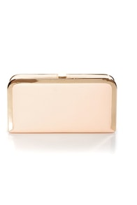 Blast from the Pastel Pale Peach Clutch at Lulus.com!