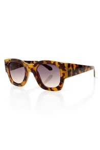 Beverly Hills Tortoise Sunglasses at Lulus.com!