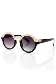Specs Mix Sunglasses at Lulus.com!