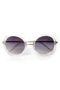 Inner Circle Sunglasses at Lulus.com!