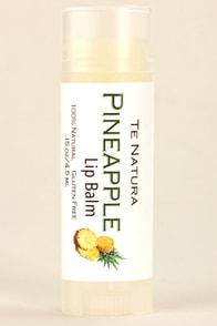 Te Natura Pineapple Lip Balm