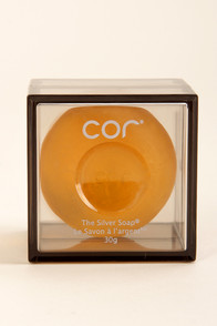 Cor Silver Soap 30g at Lulus.com!
