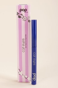 Pop Beauty Cat Eyes Blazing Blue Eye Liner at Lulus.com!