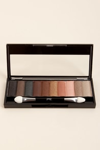 Pop Beauty Beaming Baked Eye Bliss Beam Eye Shadow Kit at Lulus.com!