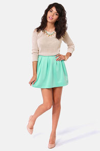Olive and Oak Keep It Neutral Beige Sweater at Lulus.com!