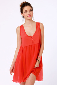 red casual dresses for juniors XHFIB2nQ