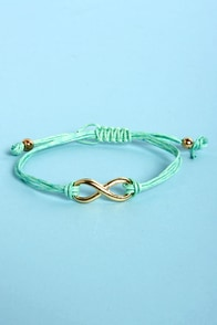 Forever Charming Friendship Bracelet at Lulus.com!