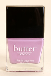 Butter London Molly-Coddled Lavender Nail Lacquer at Lulus.com!