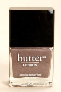 Butter London All Hail the Queen Beige Nail Lacquer at Lulus.com!