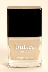Butter London Cuppa Tan Nail Lacquer at Lulus.com!