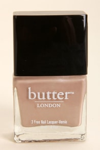 Butter London Yummy Mummy Beige Nail Lacquer at Lulus.com!