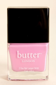 Butter London Fruit Machine Pink Nail Lacquer at Lulus.com!