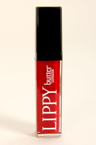 Butter London Lippy Come to Bed Red Lip Gloss at Lulus.com!