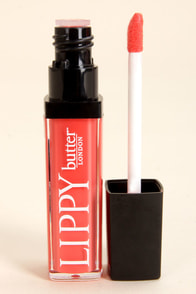 Butter London Lippy Jaffa Coral Lip Gloss at Lulus.com!