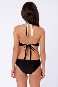 Like It Like That Black One-Piece Swimsuit at Lulus.com!