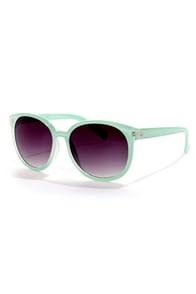 Money Lens-ers Sunglasses at Lulus.com!