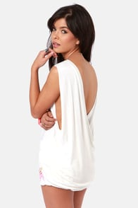 Huntingbird Nomadic Tank Top at Lulus.com!