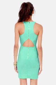LULUS Exclusive Breaking Curve-few Mint Dress at Lulus.com!