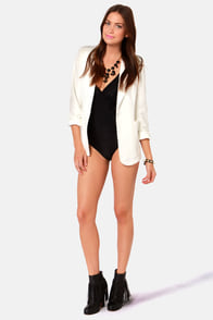 Insight Tropico Black One Piece Swimsuit at Lulus.com!