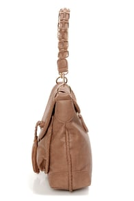 Saddle Up Mocha Brown Handbag by Urban Expressions at Lulus.com!