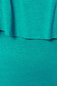 Moved to Tiers Teal Maxi Dress at Lulus.com!