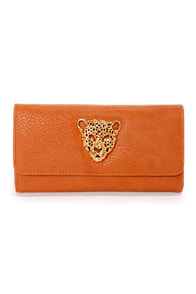 Critter-Sweet Tan Wallet at Lulus.com!