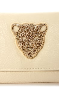 Critter-Sweet Ivory Wallet at Lulus.com!