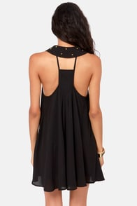 Ladakh September Sweets Studded Black Dress at Lulus.com!