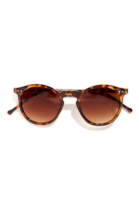 Opie Tortoise Sunglasses at Lulus.com!