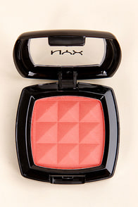 NYX Mocha Powder Blush at Lulus.com!