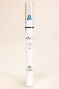 NYX Peacock Teal Jumbo Eye Pencil at Lulus.com!