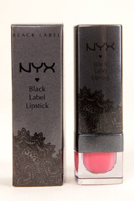 NYX Black Label Sweet Prawn Pink Lipstick at Lulus.com!