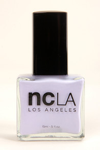 NCLA As If! Lavender Nail Lacquer at Lulus.com!