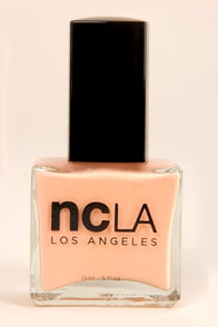 NCLA Don't Call Me Peachy! Peach Nail Lacquer at Lulus.com!