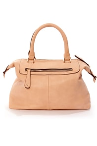 Best of Lock Blush Handbag at Lulus.com!