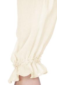Cambridge Cadenza Beige Dress