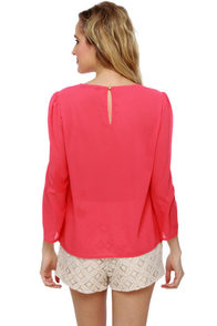 Bow Diddley Coral Top