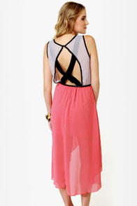 What's Trending High-Low Backless Dress at Lulus.com!