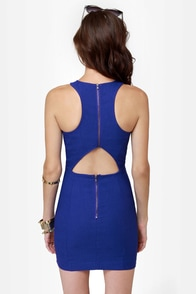 LULUS Exclusive Going Back to Cali Royal Blue Dress at Lulus.com!