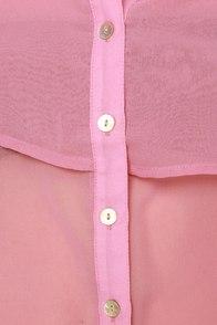 A Fine Fragrance Short Sleeve Top
