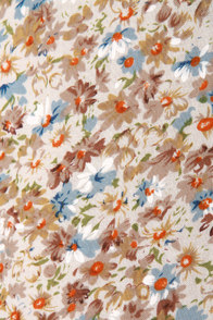 Roadhouse Ballad Floral Maxi Dress