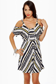 Hurley Tigger Striped Dress